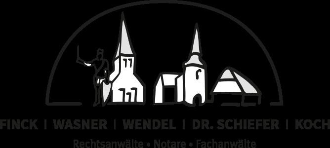 Finck | Wasner | Wendel | Dr. Schiefer | Koch